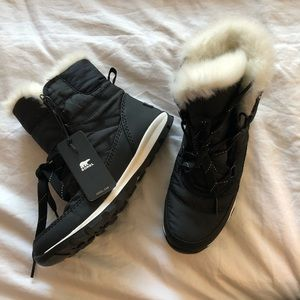 Sorel Whitney short lace boot 37